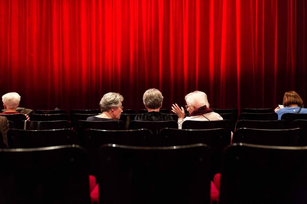 Danach, Ehe währt für immer, Komödie im Marquardt (Group 1)